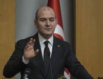 SÜLEYMAN SOYLU - İçişleri Bakanı Soylu: 2016'da 258 terör eylemi engellendi