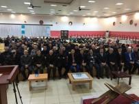 AHMET YÜKSEL - Iğdır'da 15 Temmuz Şehitleri Anıldı