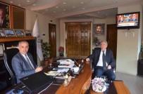 VEZIRHAN - İl Mahalli İdareler Müdürü Elmas'tan Beldelere Ziyaret