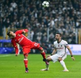 VODAFONE - İlk Yarı Benfica'nın