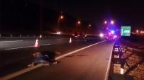 FAHRETTİN ALTAY - İzmir'de Trafik Kazası Açıklaması 1 Ölü