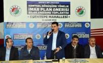HAKAN TÜTÜNCÜ - Kepez'de Kentsel Dönüşüm Seferberliği