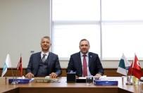 İŞ GÖRÜŞMESİ - KOTO Başkanları Barış Ve Doğan, Türk- Arap Odası'nın Törenine Katılacak