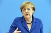 HUKUK DEVLETİ - Merkel Açıklaması Türkiye İle Görüşmelerin Kesilmesini...