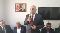 MUSTAFA ŞAHİN - Milletvekili Şahin'den CHP'ye Sert Sözler