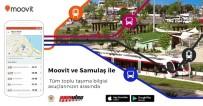 TOPLU ULAŞIM - Moovit Toplu Taşıma Uygulaması Samsun'da