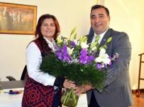 SERBEST MUHASEBECİ MALİ MÜŞAVİRLER ODASI - Muhasebecilerden Başkan Çerçioğlu'na Teşekkür