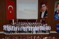 TIP EĞİTİMİ - NKÜ'de Geleneksel Beyaz Önlük Giyme Töreni Düzenlendi