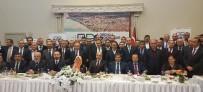 ESENLER BELEDİYESİ - Ordulu Bürokratlar Esenler'de Buluştu
