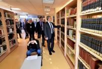 HAKKANIYET - Rektör Bilgiç Açıklaması 'Kütüphaneler Olmazsa Olmazımız'
