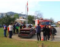 MEDİKAL KURTARMA - RİKE Personeline Araçtan Yaralı Kurtarma Eğitimi
