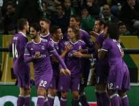 SPORTING LIZBON - Real Portekiz'de zorlandı