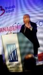 KRİZ YÖNETİMİ - TAV Havalimanları CEO'su Şener Brüksel'de Türkiye'yi Anlattı