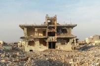 SELAHADDIN EYYUBI - Terörün Vurduğu Nusaybin'in Son Hali Fotoğraf Karelerine Yansıdı