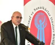 KÜÇÜK ESNAF - TESOB Başkanı Kara, Dövizdeki Hızla Artışa Dikkat Çekti