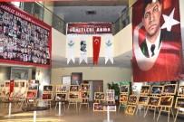 RESIM SERGISI - Torbalı'da Öğretmenler Gününde 15 Temmuz Sergisi