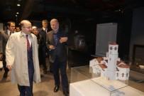 ŞEHİR MÜZESİ - Trabzon Şehir Müzesi'nin Açılışını Cumhurbaşkanı Erdoğan Gerçekleştirecek