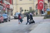 YAYA GEÇİDİ - Trafik Işığı Olmayan Kent Açıklaması Sinop
