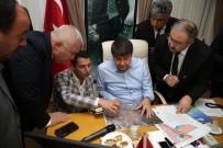 KONAKLı - Türel'den Alanya'ya Yeni Hal Kompleksi Müjdesi