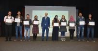 GÖNÜL KÖPRÜSÜ - Uluslararası Öğrenciler Akademisi Sertifika Töreni