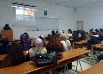 Üniversitesi Öğrencilerine Madde Bağımlılığı Eğitimi