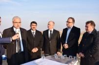 Vali Güvençer'den İstanbul-İzmir Otoyolu İnşaatında İnceleme
