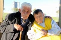 SITKI SEZGİN - Yeşilçam'ın 'Kötü Adamı' ile 'Şişko Nuri'si anılarını tazeledi