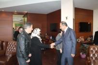ALI KABAN - Yoğun Bakım Ünitesi İçin 70 Bin Lira Bağışlayan Hayırsevere Plaket