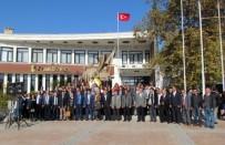 ESNAF VE SANATKARLAR ODASı - 24 Kasım Öğretmenler Günü Çeşme'de Kutlandı