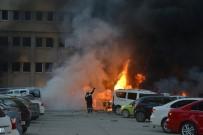 YAYIN YASAĞI - Adana Valiliğindeki Patlamaya Yayın Yasağı