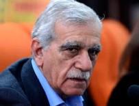 TUTUKLAMA KARARI - Ahmet Türk hakkında karar