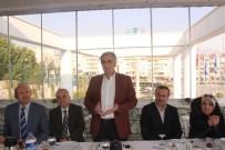 MATEMATIK - AK Parti Nilüfer Emekli Öğretmenlerle Buluştu