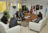 BÜYÜKŞEHİR YASASI - Akşehir Belediyesi'nde Kış Tedbirleri Toplantısı