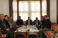 BÜYÜKŞEHİR YASASI - Akşehir Ve Eber Göller Birliği'nin Toplantısı Yapıldı