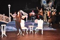 MÜZIKAL - Alanya Belediye Tiyatrosu Ankara Tiyatro Festivaline Katılacak