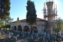 CEVAT YıLDıRıM - Aliağa'da 7 Asırlık Cami Ayağa Kaldırılıyor
