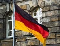 GAYRISAFI - Alman ekonomisinde büyüme yavaşladı