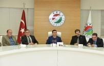 HAKAN TÜTÜNCÜ - Antalya Hemşeri Dernek'lerinden Tütüncü'ye Teşekkür