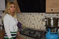 TAŞKıRAN - Avukat Kadına Şok Üstüne Şok