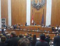 YEŞILLER PARTISI - Avusturya Parlamentosu'ndan Türkiye'ye silah ambargosu
