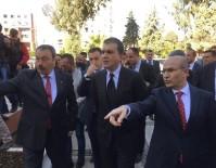 ADANA VALİSİ - AB Bakanı Ömer Çelik: Saldırıda Adana Valisi hedef alındı