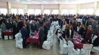 ÇAM SAKıZı - Banaz'da Görkemli Öğretmen Günü Kutlaması