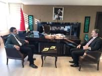 YUSUF ALEMDAR - Başkan Alemdar Açıklaması 'Bölge Halkının Desteğiyle Her Şeyin Üstesinden Geliriz'