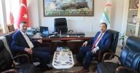 VEZIRHAN - Başkan Duymuş'tan İl Gıda Tarım Ve Hayvancılık Müdürlüğüne Ziyaret