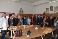 BAŞÖĞRETMEN - Başkan Erener, Öğretmenler Günü'nü Unutmadı