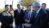 CUMALI ATILLA - Başkan Karaosmanoğlu, Diyarbakır'da Resmi Temaslarda Bulundu