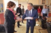 GÜZELÇAMLı - Başkan Kayalı'dan Öğretmenlere Ziyaret