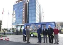 KİTAP OKUMA - Başkan Togar'dan Tekkeköy'e Kültür Hizmeti