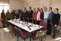 BAŞÖĞRETMEN - Başkan Tuna'dan Öğretmenler Günü'nde Tüm Okullara Çiçek
