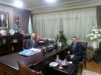 KÜLTÜR BAKANLıĞı - Başkan Tutal'dan Ankara Ziyaretleri